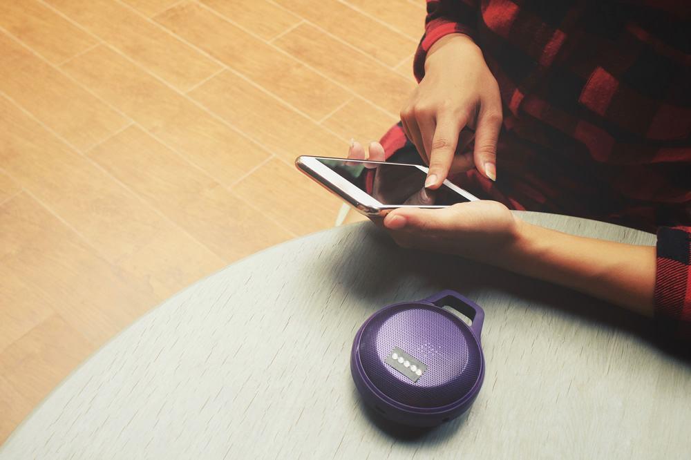 Associer une enceinte Bluetooth à un Smartphone
